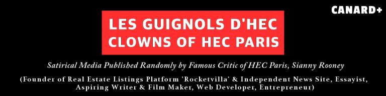 Les Guignols d'HEC/ Clowns of HEC Paris