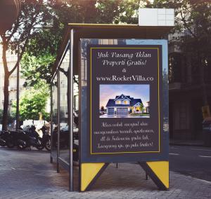Rocket Villa Indonesia Free Property Advertising