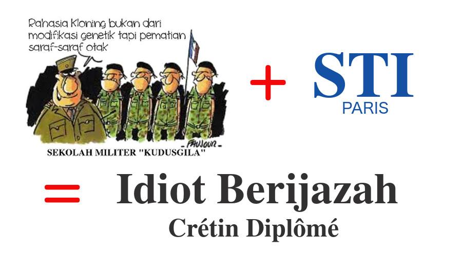 Idiot Berijazah