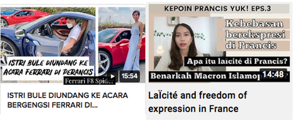 Problematic Indonesian YouTubers